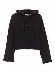 [관부가세포함][지아다 베닌까사] FW20 여성 후드 티셔츠 (NF1011 002)