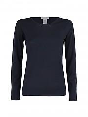 [관부가세포함][Le Tricot Perugia]  virgin wool 티셔츠 (260031324)