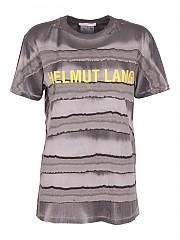 [관부가세포함][핼무트랭] FW20 여성 반팔 티셔츠 (K04DW508 ZEF)