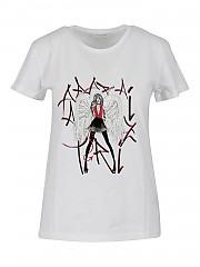 [관부가세포함][패트리지아 페페] FW20 여성 반팔 티셔츠 (8M1125/A7S1-XU32)