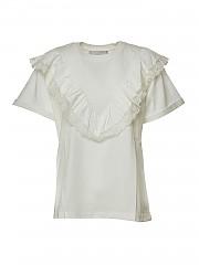 [관부가세포함][필라소피 드 로렌조 세라피니] FW20 여성 반팔 티셔츠 (A0707 5744 A002)