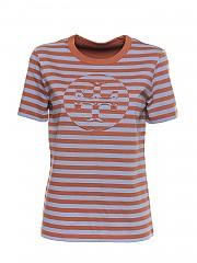 [관부가세포함][토리버치] SS21 여성 반팔 티셔츠 (63871200)