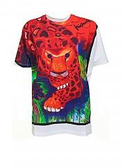 [관부가세포함][겐조] SS21 여성 반팔 티셔츠 (FB52TS6384SJ01)