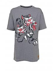 [관부가세포함][겐조] SS21 여성 반팔 티셔츠 (FB52TS6414SJ94)