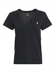 [관부가세포함][폴로 랄프로렌] SS21 여성 반팔 티셔츠 (211810419001)
