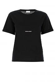 [관부가세포함][생로랑] 여성 반팔 티셔츠 G(460876YB2DQ 1000)