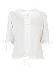 [관부가세포함][언라벨] SS19 여성 티셔츠 G(UWAA032S19208007 0100)