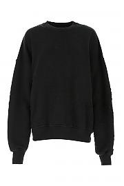 [관부가세포함][AMIRI] FW19 여성 맨투맨 스웨트셔츠 G(W9W02197TE BLACK)
