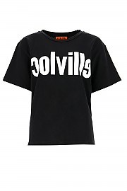 [관부가세포함][콜빌] FW19 여성 반팔 티셔츠 G(CVF19032 00N9)