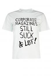 [관부가세포함][베트멍] FW19 여성 티셔츠 G(WAH20TR315 OFFWHITE)