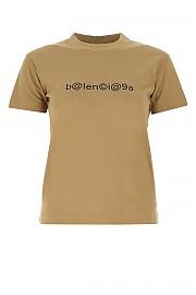 [관부가세포함][발렌시아가] FW20 여성 티셔츠 G(612964TIV50 9605)