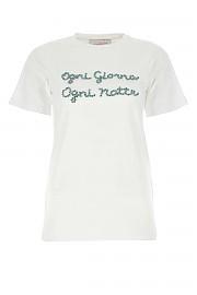 [관부가세포함][지아다 베닌까사] FW20 여성 반팔 티셔츠 G(F0806T R4)