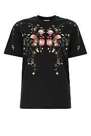 [관부가세포함][버버리] SS21 여성 반팔 티셔츠 G(8037295 A1189)