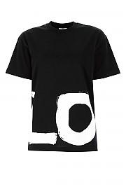 [관부가세포함][버버리] SS21 여성 반팔 티셔츠 G(8037302 A1189)