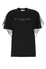[관부가세포함][지방시] SS21 여성 반팔 티셔츠 G(BW708R3Z4U 001)