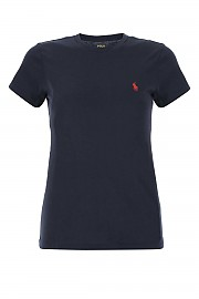 [관부가세포함][Polo Ralph Lauren] SS21 여성 반팔 티셔츠 G(211734144 024)