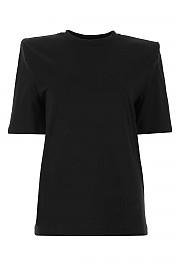 [관부가세포함][아티코] SS21 여성 반팔 티셔츠 G(211WCT04C023 100)