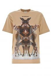 [관부가세포함][버버리] SS21 여성 티셔츠 G(8037300 A7405)