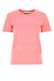 [관부가세포함][모스키노] SS21 여성 반팔 티셔츠 G(07150540 A1207)