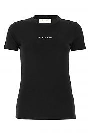 [관부가세포함][알릭스] SS21 여성 반팔 티셔츠 G(AAWTS0210FA01 BLK0001)