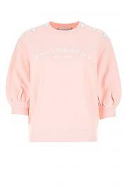 [관부가세포함][필라소피 드 로렌조 세라피니] SS21 여성 맨투맨 티셔츠 G(17010747 A0226)