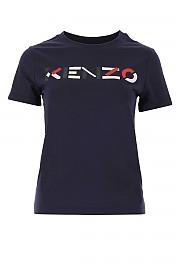 [관부가세포함][겐조] SS21 여성 반팔 티셔츠 G(FB52TS8404SA 76)