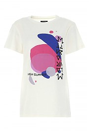[관부가세포함][이자벨마랑] SS21 여성 반팔 티셔츠 G(TS043721E039I 23EC)