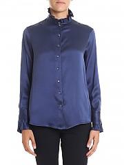 [관부가세포함][her shirt] Blue Parma shirt (Z01195 251 808H)