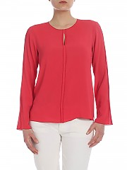 [관부가세포함][her shirt] Aiden blouse in red (A01642 740 585H)