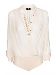 [관부가세포함][엘리자베타 프렌치] FW20 여성 quote 바디수트 blouse (CB-008-06E2 193 )
