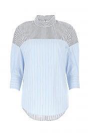 [관부가세포함][3.1 필립림] SS20 여성 하이넥 포플린 셔츠 G(E2022974CPP BL461)