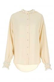 [관부가세포함][에이맨] FW20 여성 셔츠 G(ACW20212 WHITE)