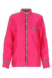 [관부가세포함][마르니] SS21 여성 셔츠 G(CAMA0397L0TV775 00C55)