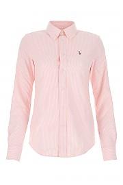 [관부가세포함][Polo Ralph Lauren] SS21 여성 셔츠 G(211743355 005)