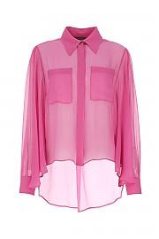 [관부가세포함][알베르타 페레티] SS21 여성 셔츠 G(02051614 A0238)