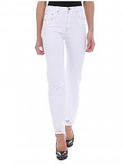 [관부가세포함][DON'T CRY] Don't Cry white jeans (1707 STRAIGHT-WHITE)