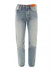 [관부가세포함][헤론 프레스톤] FW20 여성 high waisted straight leg 데님팬츠 (HWYA008R209250047300)