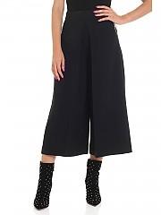 [관부가세포함][알렉산더 왕] Black pants with zip (1W284049L5 001)