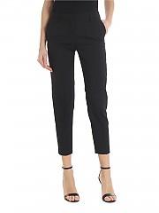 [관부가세포함][True Royal] Black Jackie pants (T076 301 001)