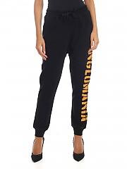 [관부가세포함][비비안웨스트우드 앵글로매니아] Classic sweatpants in black (36020004-21205 N401)