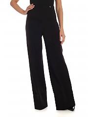 [관부가세포함][마이트윈트윈셋] FW19 여성 Palazzo 팬츠 in black (192MP2172 00006)