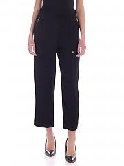 [관부가세포함][캘빈클라인] SS20 여성 zipped 팬츠 (K20K201639 BDS)