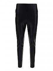 [관부가세포함][에르마노 설비노] FW20 여성 faux leather 레깅스 pants (D377P321EYU 95708)