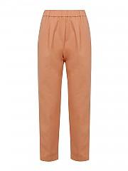 [관부가세포함][포르테포르테] SS21 여성 soft cotton 팬츠 (8029MYPANTSPESCA)