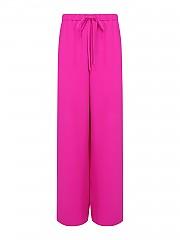 [관부가세포함][발렌티노] SS21 여성 cady couture silk wide leg 팬츠 (VB3RB4551MM55U)