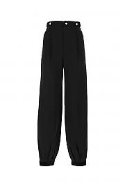 [관부가세포함][에이맨] FW20 여성 긴바지 G(AMW20317 BLACK)