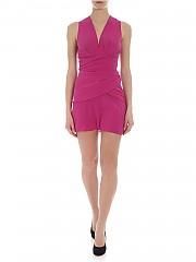 [관부가세포함][이로] Venue dress in cyclamen color (AK065 WP33VENUE PIN04 FUSHIA)
