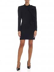 [관부가세포함][이로] Deteo dress in black (AL553 WM33DETEO BLA01 BLACK)
