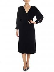 [관부가세포함][이로] Cover dress in black (AL555 WM33COVER BLA01 BLACK)