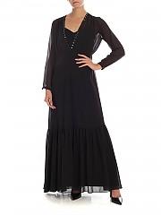 [관부가세포함][마이트윈트윈셋] 여성 롱 드레스 with jewel detail (192MP2481 00006)